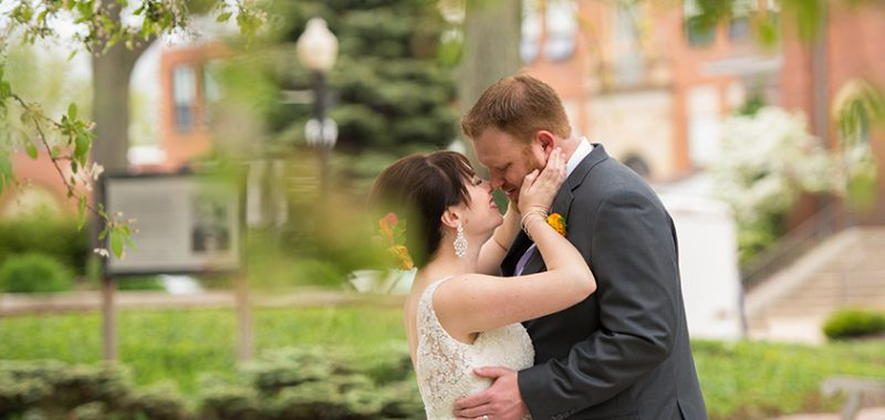 Chelsea & Dan Canton Wedding