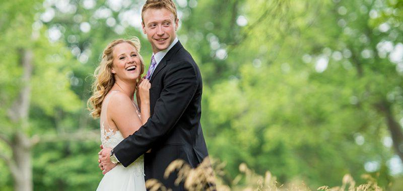 Cassie & Brendan Acacia Wedding