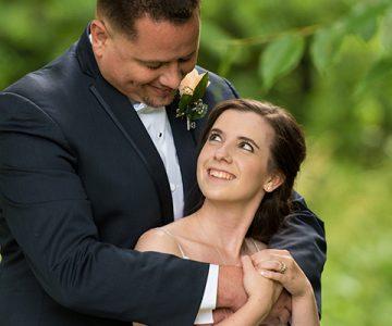 Jenn & Justin Medina Wedding