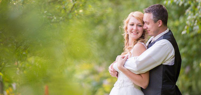 Leah & Brandon Stan Hywet Wedding