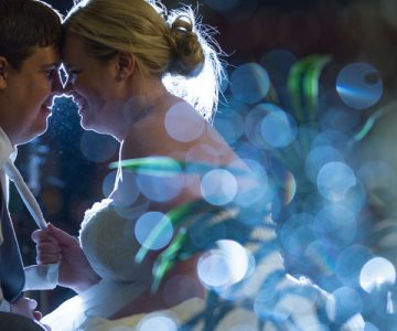 Leigh & Danny Marriott East Cleveland Wedding