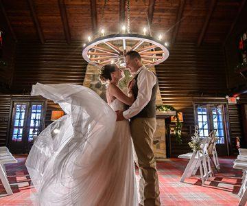 Kayla & Robert Fieldcrest Estate Wedding