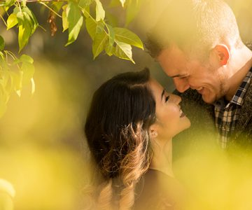 Kimm & Jameson Chagrin Falls Engagement Session