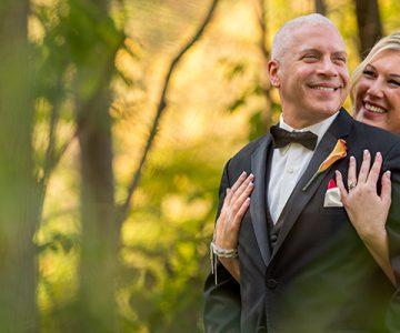 Tracey & Jim Akron Wedding