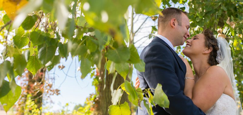 Allyssa & Kyle Occasions Party Center Wedding