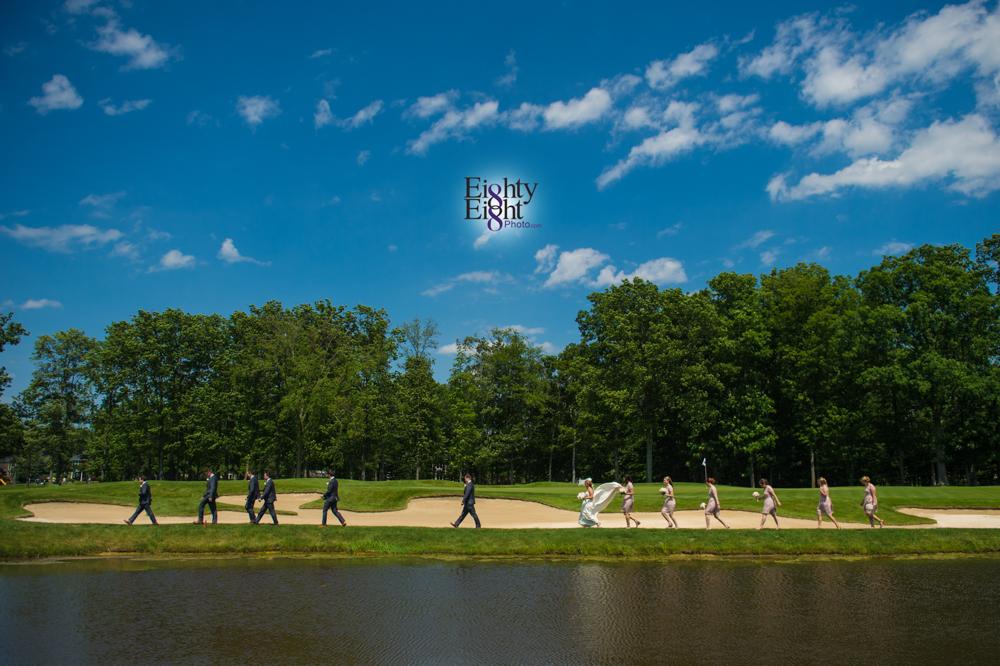 Eighty-Eight-Photo-Photographer-Photography-Aurora-Ohio-Barrington-Golf-Club-Wedding-Outdoor-Ceremony-Bride-Groom-Unique-Wedding-Party-29