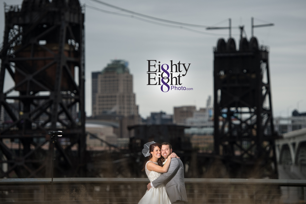 Eighty-Eight-Photo-Wedding-Photography-Cleveland-Photographer-100th-Bomb-Group-Reception-Ceremony-The-Flats-Skyline-32