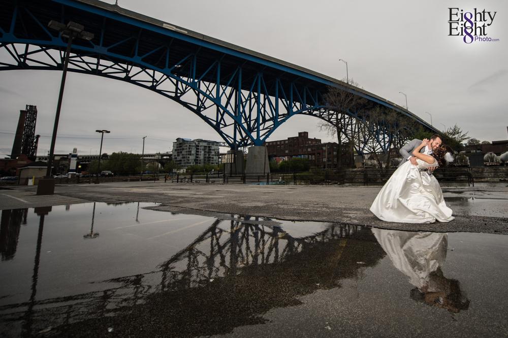 Eighty-Eight-Photo-Wedding-Photography-Cleveland-Photographer-100th-Bomb-Group-Reception-Ceremony-The-Flats-Skyline-39