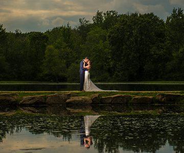 Jina & Aaron Akron Wedding