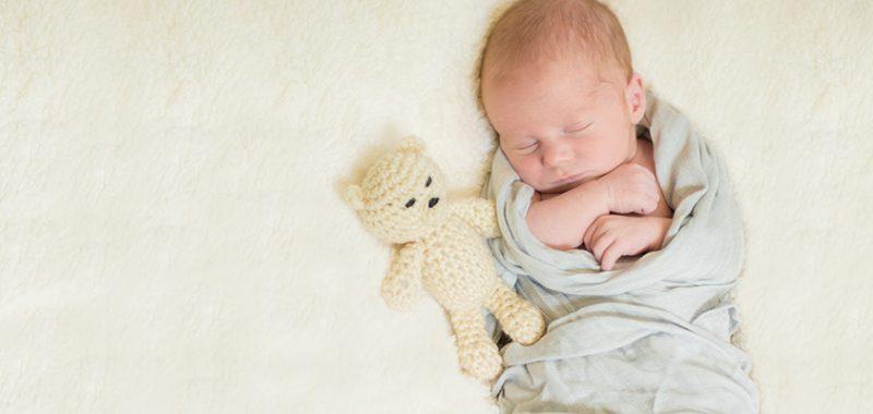 Baby Quinn Newborn Session