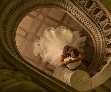 Meagan & Bob's Old Courthouse Cleveland Wedding