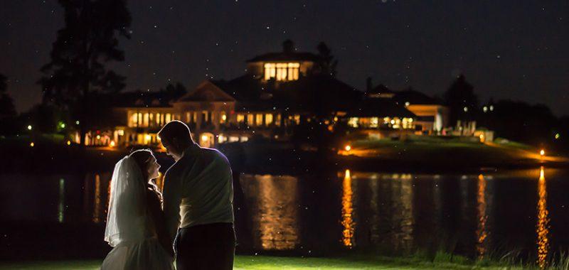 Nichole & Rob Barrington Golf Club Aurora Wedding