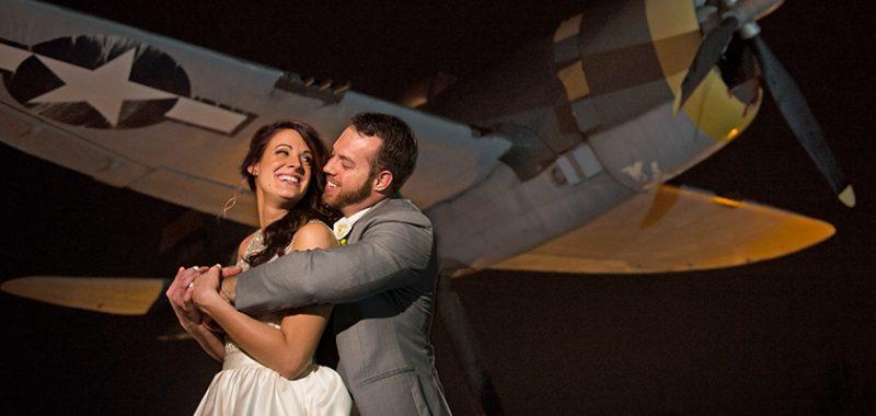 Jenn & Scott 100th Bomber Group Cleveland Wedding