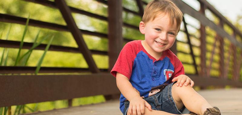 Baby Owen 3yr Session