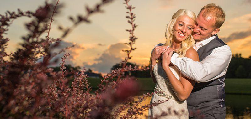 Aubrey & Jonathan Barring Golf Club Wedding