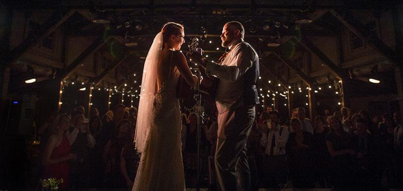Lauren & Ryan's Happy Days Lodge Wedding