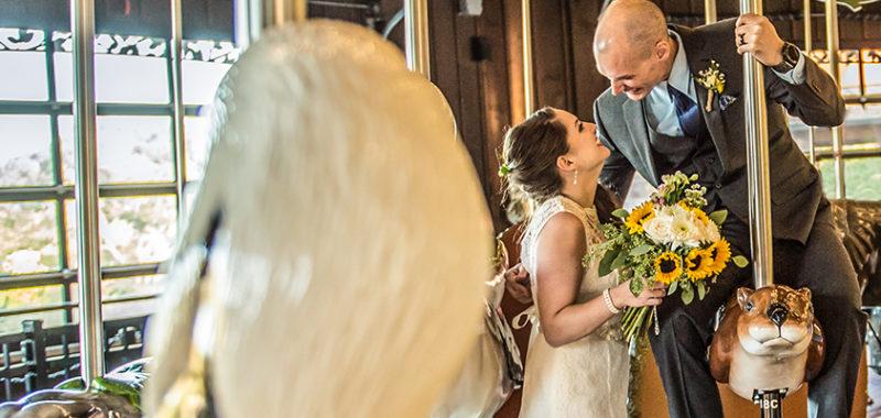 Samantha & Scott Stillwater Cleveland Zoo Wedding