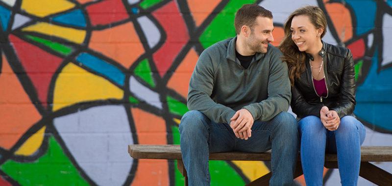 Jessica & Dan Cleveland Engagement Session