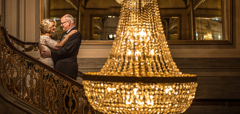 Marla & Gary's Cleveland Renaissance Hotel Wedding
