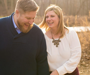 Emily & Matt Brecksville Reservation Engagement Session