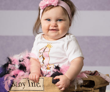 Baby Paisley 1 yr. Studio Session