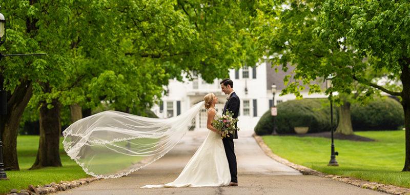 Jessica & Joe Walsh University Canton Wedding