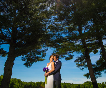 Margie & Greg Tanglewood Club Wedding