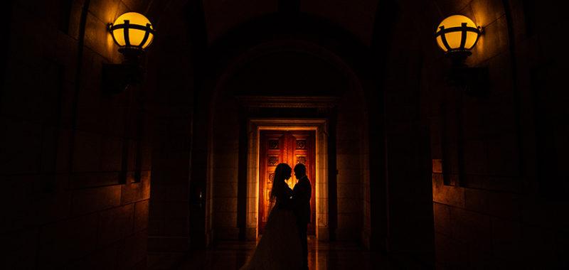 Leya & Mahamoudou Tanglewood Club Wedding