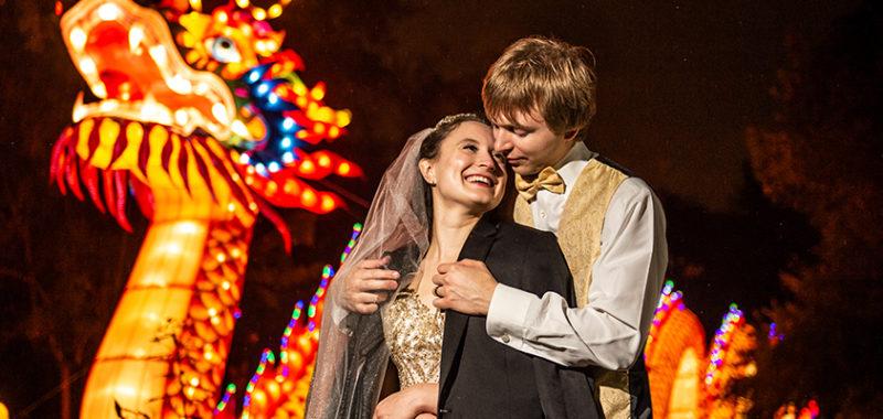 Chloe & Cameron StillWater Cleveland Zoo Wedding