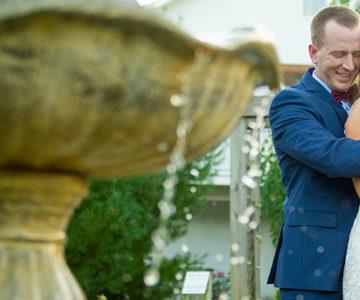 Kay & JP Waters Edge Vineyard Wedding