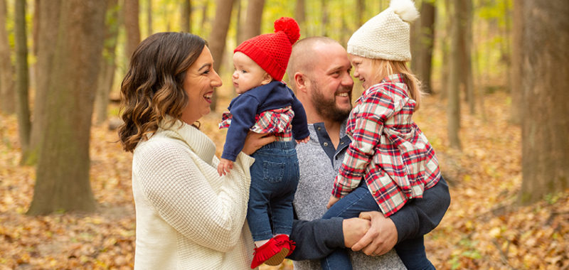 Kasmer Family Fall Mini Session