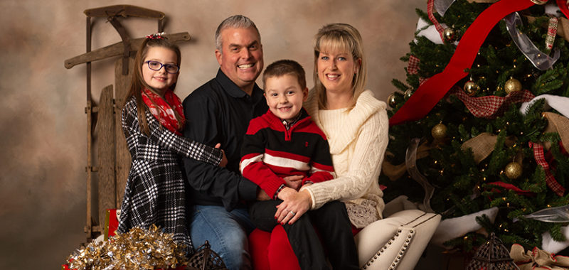McKenzie Family Holiday Session