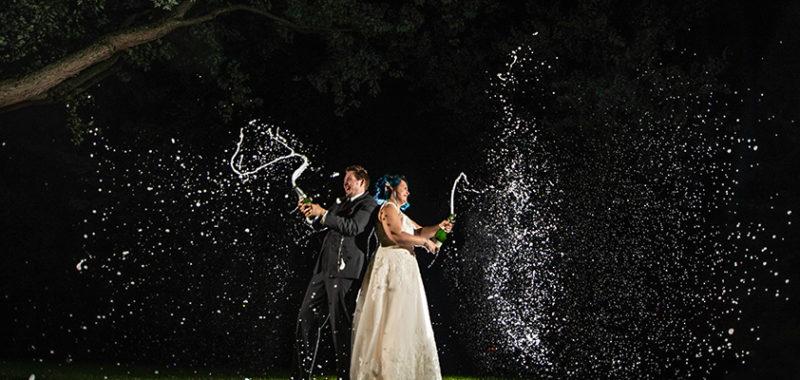 Jessica & Randy Pine View Acres Wedding