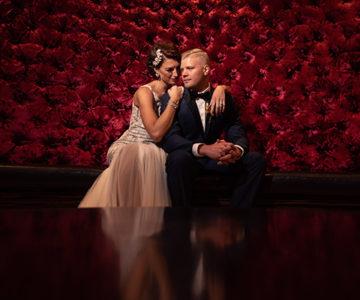 Rachele & Jake Metropolitan at the 9 wedding
