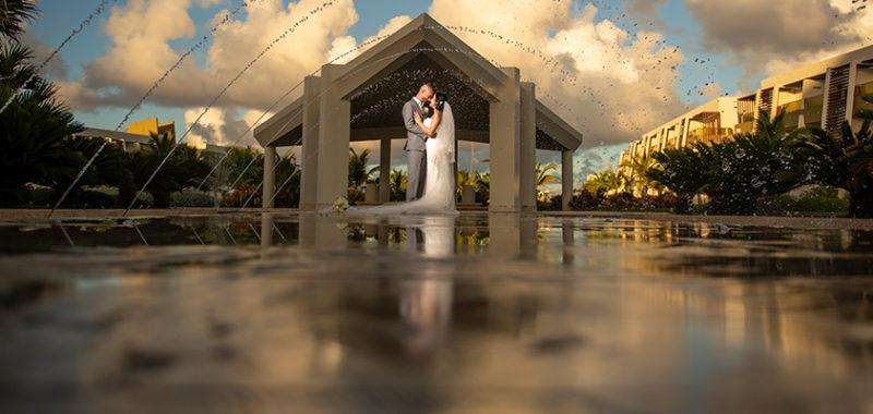Lindsay & Jeremy Now Onyx Punta Cana Wedding