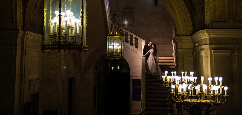 Gillian & Patrick Cleveland Wedding