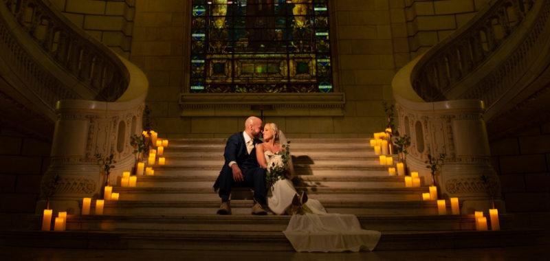 Jessica & Pat Old Courthouse Cleveland Wedding