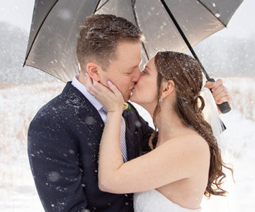 Amanda & Allen Woodside Event Center Wedding