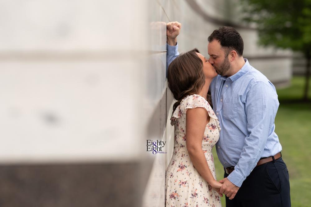 Lexi & Kyle Cleveland Engagement Session