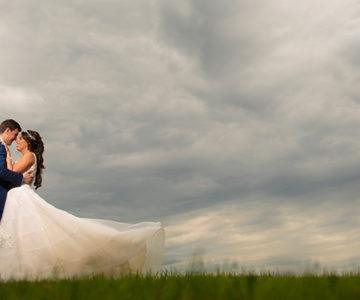 Bridgette & Matt Mapleside Farm Wedding