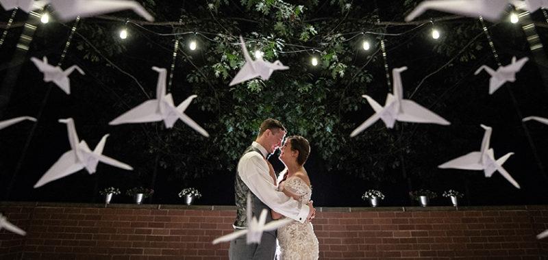 Jessica & Killian Donauschwaben German-American Culture Center Wedding
