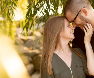 Nicole & Jason Cleveland Engagement Session