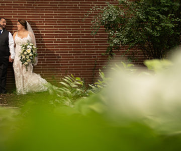 Ally & Roland Lake Forest Country Club Wedding