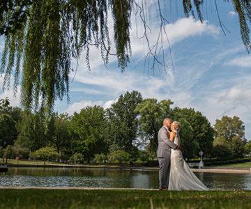 Bridget & Kyle Woodside Event Center Wedding