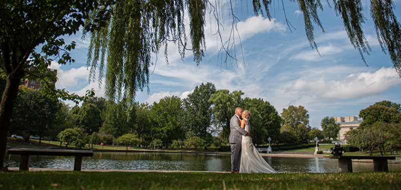 Bridget & Kyle Woodside Event Center Wedding