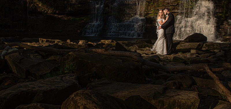 Hannah & Kyle Pine Ridge Country Club Wedding