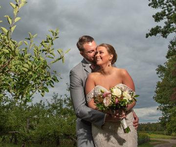 Sarah & Matt Mapleside Farm Wedding