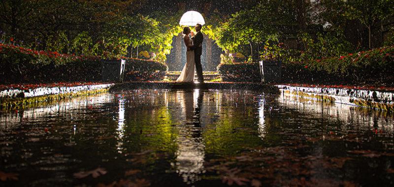Stacie & Nick Stan Hywet Wedding